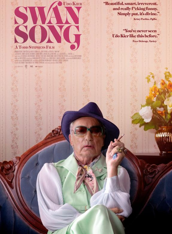 Swan Song poster